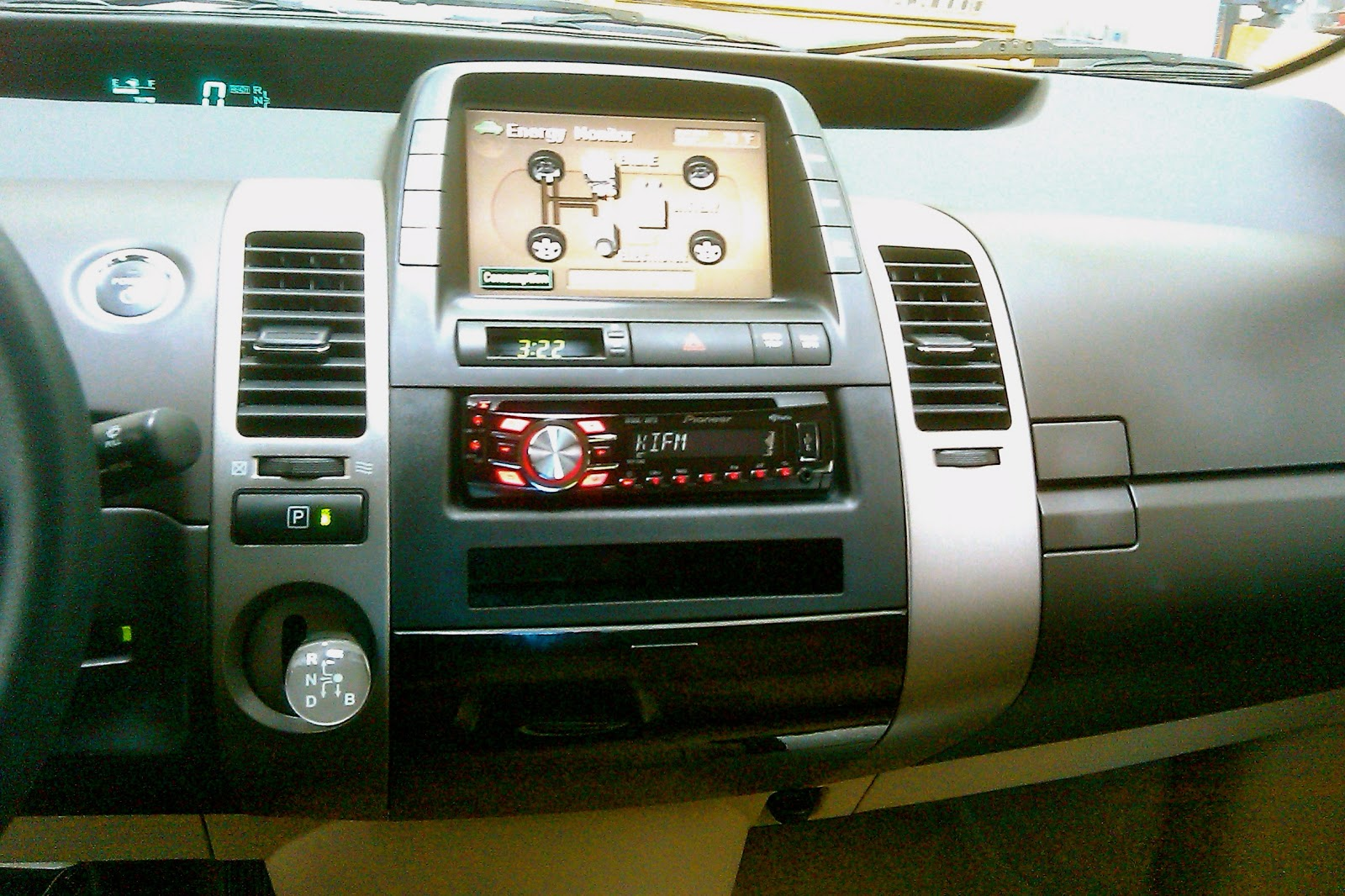 Car Audio Tips Tricks and How To's : 2004-2009 Toyota Prius Quick