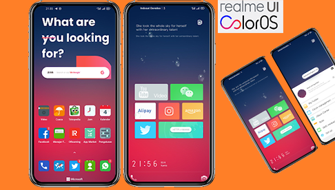 Tema Oppo | Realme: Download Tema Oppo Tembus Semua Aplikasi Gratis (Wins Pro) 2021