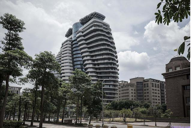 Tao Zhu Yin Yuan: tòa tháp mang hình xoắn ốc DNA độc đáo- ảnh 3