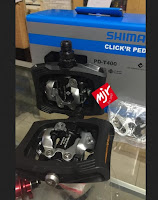 Pedal Cleat Touring Shimano PD-T400