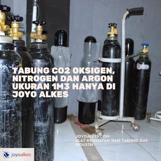 tabung nitrogen solo kecil