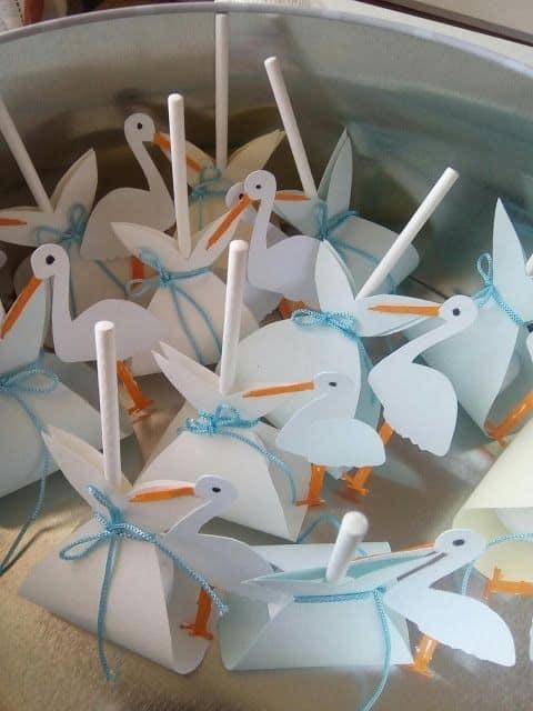 Mi fiesta creativa bellas ideas de souvenirs y detalles - Detalles para baby shower ...