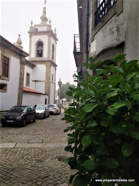 que ver en un día en la aldea de Trancoso Portugal