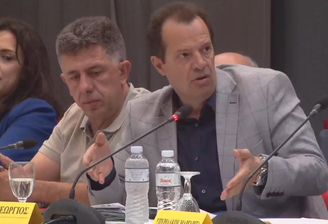 Παρεμβάσεις για θεσμικά ζητήματα ΕΣΠΑ από τους «ΝΕΟΥΣ ΔΡΟΜΟΥΣ» στο Περιφερειακό Συμβούλιο Πελοποννήσου