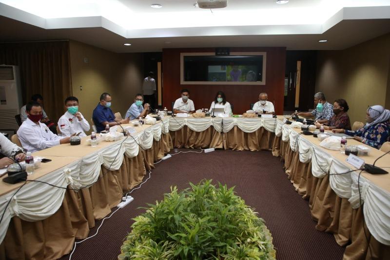 BP Batam Gelar Sosialisasi Sistem Pengelolaan Air kepada Pelaku Industri di Batam