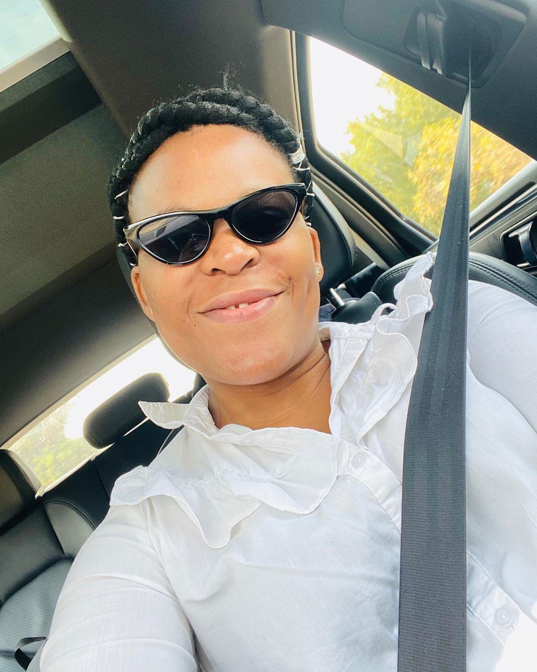 Zodwa Wabantu In Serious Trouble