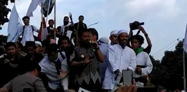 SYL Janji, Seluruh Tuntutan Demonstran Akan Disampaikan ke Presiden