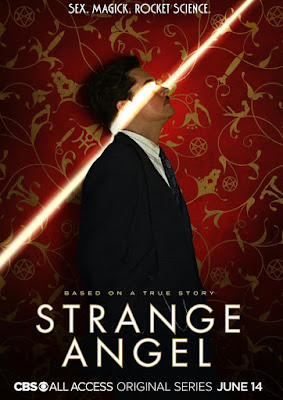 Strange Angel Series Poster 1