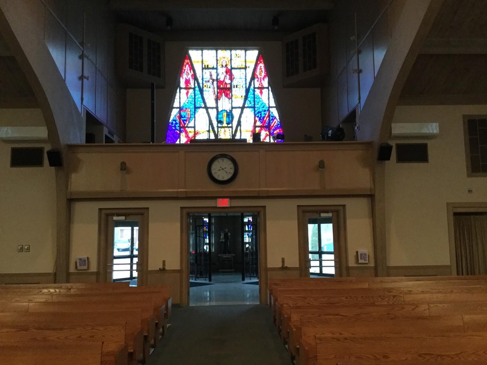 St Kevin School Warwick Rhode Island