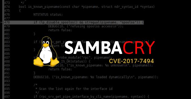 samba-remote-code-exploit