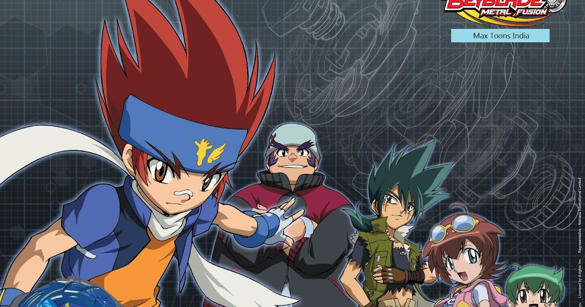 Beyblade Metal Fusion Hindi Dubbed Episodes 1080P