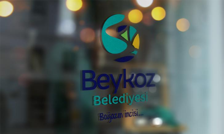 İstanbul Beykoz Belediyesi Vektörel Logosu