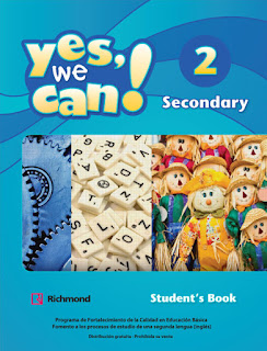 libro de ingles YES WE CAN 2 STUDENT BOOK PDF
