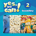 YES WE CAN 2 STUDENT BOOK PDF