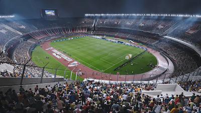 PES 2020 Stadium El Monumental Update by Fede