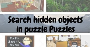 Can You Find The Hidden Objects