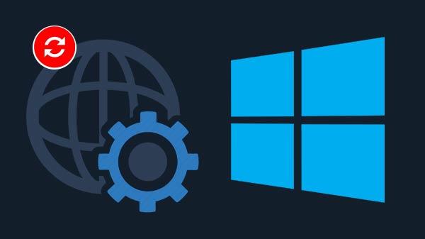 كيفية إعادة تعيين إعدادات الشبكة على Windows 10