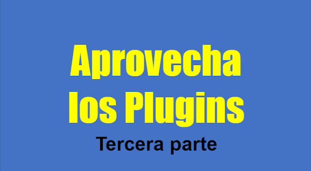15.7.- Blog plugins tercera parte