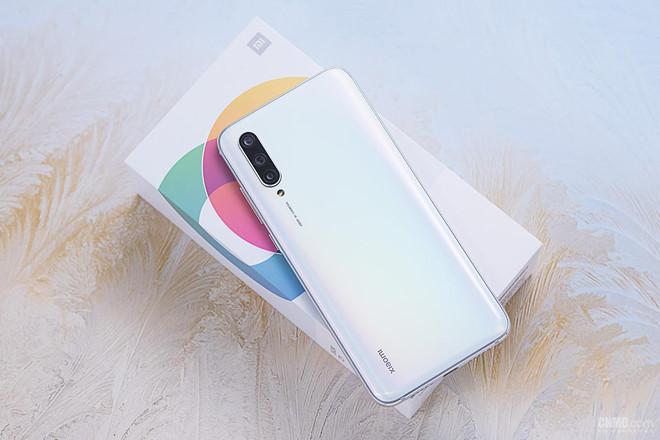 Xiaomi ra mắt điện thoại chuyên selfie giá rẻ Mi CC9