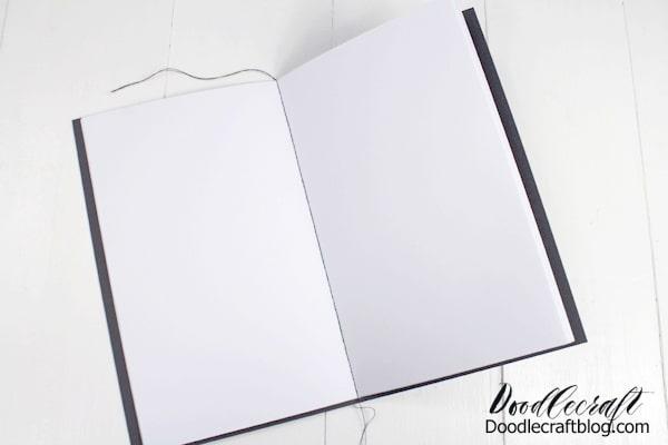 How to make a mandalorian inspired beskar steel notebook