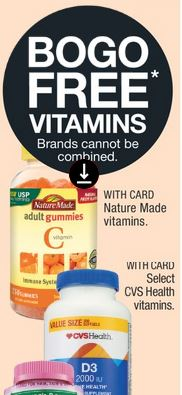 FREE CVS Health Vitamin D Softgels 10-27-11-2