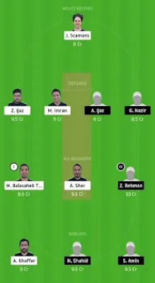 GHC vs ECC Dream11 team prediction | FPL 2020