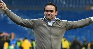 Marc Overmars set to become Barca's sporting director if Laporta wins