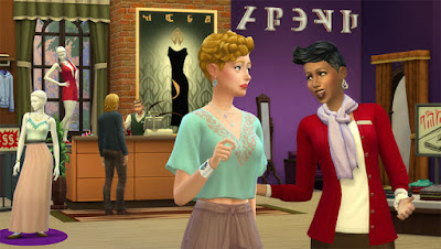 The Sims 4: Get to Work Download Free Game