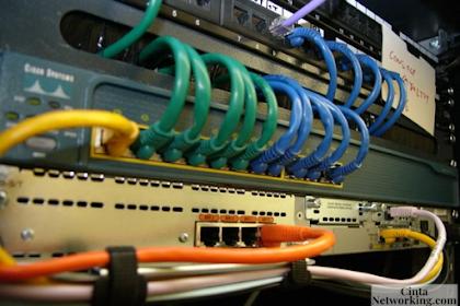 Cara Mudah Konfigurasi Routing Dynamic OSPF (Open Shortest Path First) Di Router Cisco