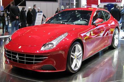 Daftar Harga Mobil Ferrari