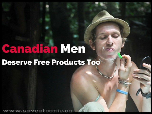 Canadian Men's Product Testing Program