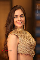 Actress Model Sarah Hopkins Latest Pos in Lehenga Choli at SIIMA Short Film Awards 2017 .COM 0108.JPG