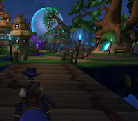 Pirate101 Class Houses Tour - Witchdoctor