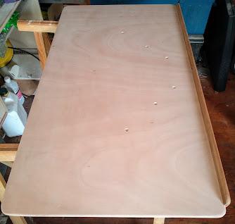 Table EDEL 665 avant lasure