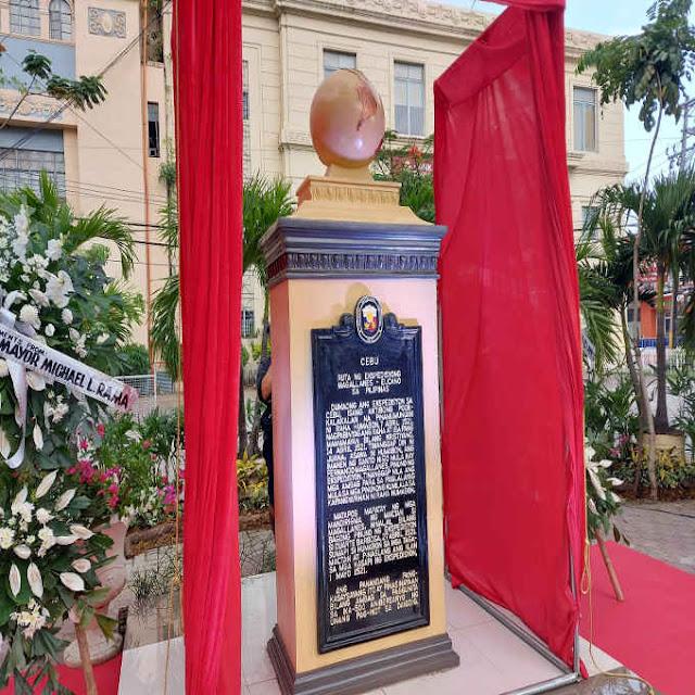 cebu historical marker
