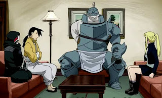 Fullmetal Alchemist: Brotherhood Episódio 20
