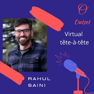 Rahul Saini Interview