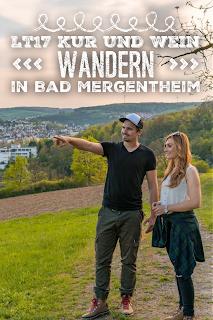 LT 17 Kur und Wein  Wandern in Bad Mergentheim  Liebliches Taubertal Weinlehrpfad Markelsheim  Wanderung um Bad Mergentheim 20
