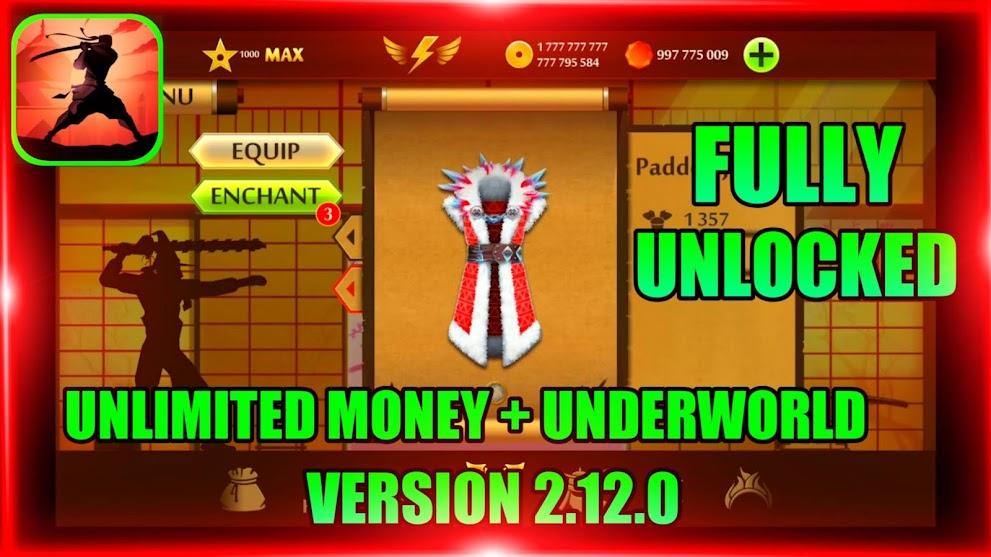 Shadow Fight 2 TITAN MOD Apk (Max Level 52/All weapons Unlocked) Shadow Fight 2 MOD Apk