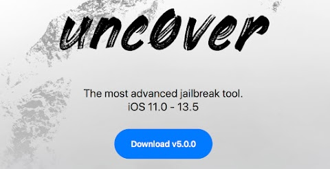 New unc0ver Jailbreak for iOS 13.5 Released! Works on ALL recent iOS firmwares, ALL devices!