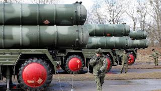 تشاووش أوغلو: الوضع في سوريا لن يؤثر على صفقة توريد منظومات إس-400 الروسية إلى تركيا