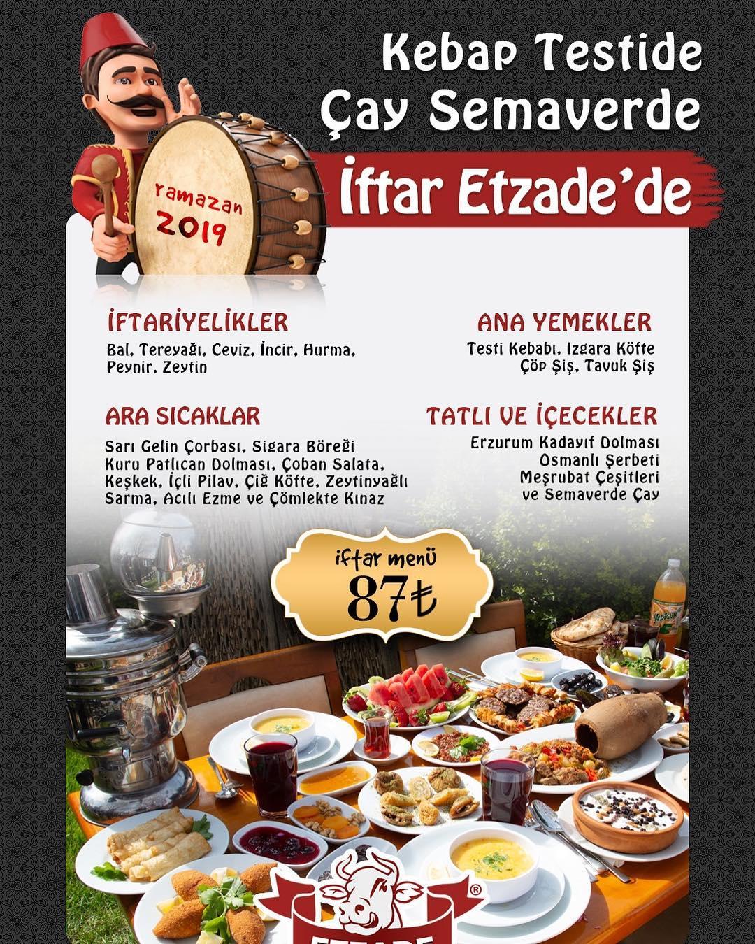 etzade kuyu kebabı istanbul arnavutköy iftar mekanları avrupa yakası ramazan menüleri
