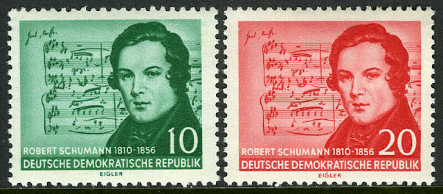 DDR  Robert Schumann
