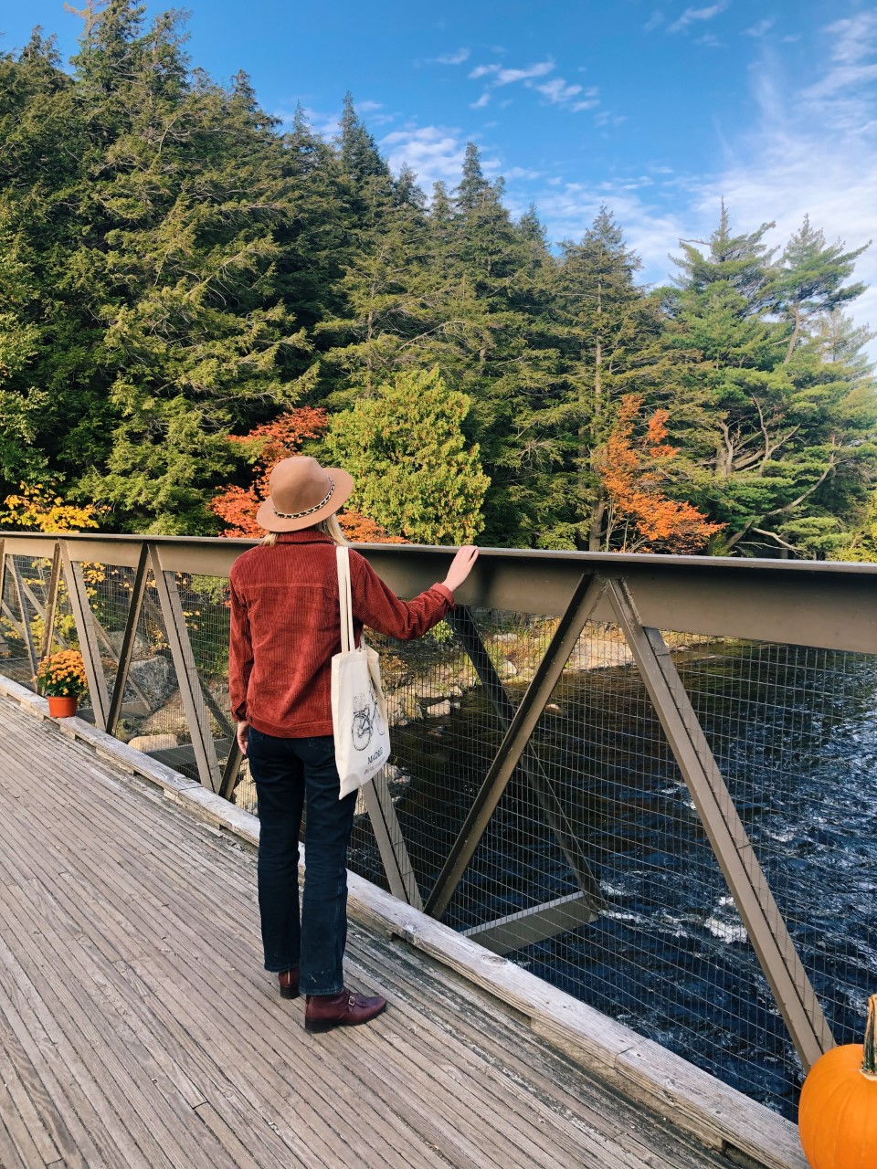 Fall Road Trip: Lake Placid | Organized Mess