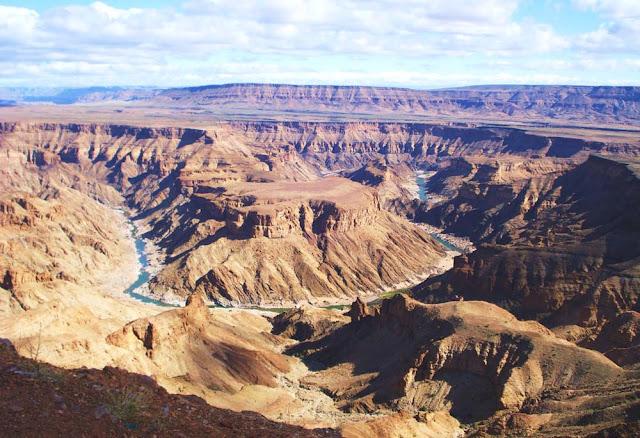 Fish River Canyon – Namíbia