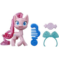 My Little Pony Pinkie Pie Reveal the Magic Brushable Single