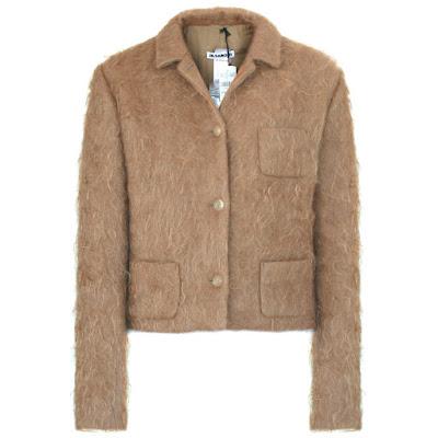 jil sander mohair jacket