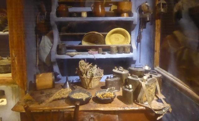 Detall del museu