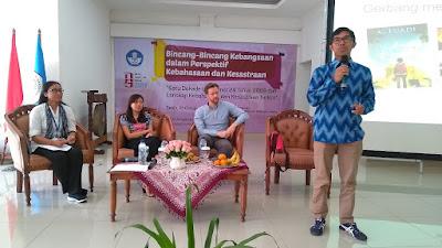 bincang-bincang kebangsaan badan bahasa republik indonesia