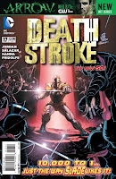 Deathstroke #17 Cover